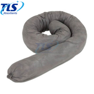 305L Highly Durable Universal Absorbent Socks Water Repelling Spill Absorbents on Ocean and Marinas