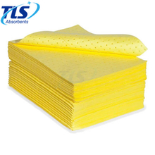 3.5mm Yellow Absorbent Pads For Chemical Spills Effects