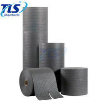 Perforated Universal Absorbent Rolls With Grey Color 40cm*50m*3mm