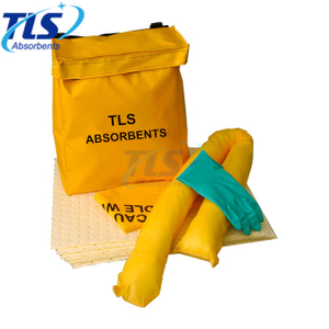 50L Carry Bag Chemical Spill Kits for Industrial
