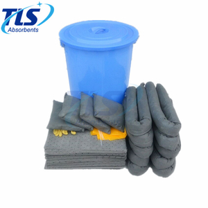 140Litres All-purpose Spill Response Kits Drum Type