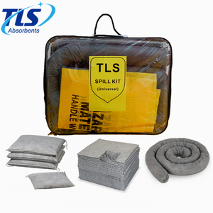 50L Hand Carried Grey Color Universal Sorbent Spill Kits