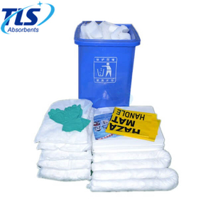 240Litres Mobile Oil Absorbent Spill Kits for Oil Spill Response