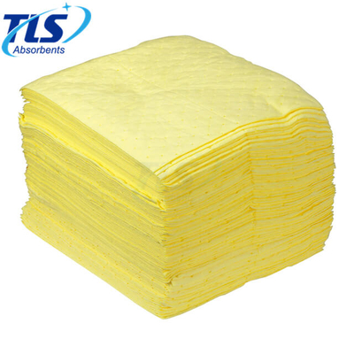 Large Chemical Spill Absorbent Pads Easy for Spill Clean Up