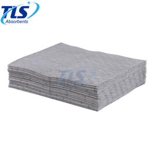 3.5mm Grey Color Universal Absorbent Pads For Ship