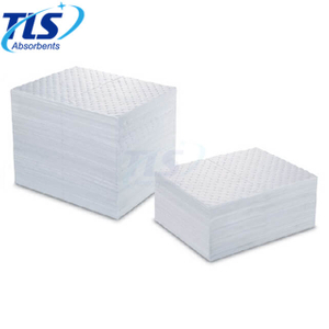 40cm*50cm Polypropylene Oil Absorbent Pads For Water Spills