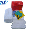 80litres Carry Bag White Color Oil Absorbent Spill Kits
