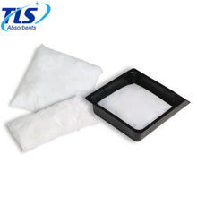 ​8'' x 10'' Oil Only Absorbent Flat Pillows With Tear Resistant and Durable Construction