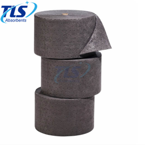 80cm*50m*4mm Recycled General Purpose Universal Absorbent Rolls For Ship