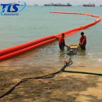 Coastal Rubber Floating Beach Barrier