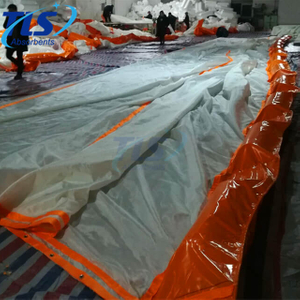 Reusable Orange sediment barrier For Sediment Movement Control